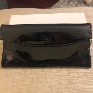 Dior evening makeup clutch